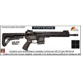 Carabine Luxdeftec Schmeisser AR15 Sa Rifle LTD15 L4S M Lok canon 10.5 pouces Semi automatique Calibre 5.56 -223 Rem-Catégorie B4-Ref LDT105