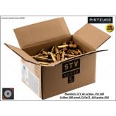 Cartouches-STV-Cal-308 winch-Surplus-CIP-7.62x51-146 grains FMJ-blindées- Par 200 cartouches-Promotion-Ref MR1020-EA