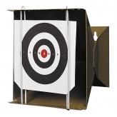 Porte cible air comprimé pour cartons 14x14 cm-Promotion-Ref 31296