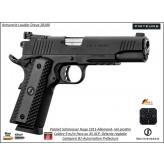 Pistolet Schmeisser Hugo 1911 Calibre 45 ACP Semi automatique-Catégorie B1-Promotion-Autorisation-Préfectorale-B1-Ref hugo1911-45