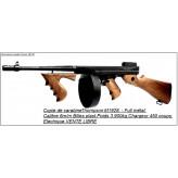 """THOMPSON- M1928- Electrique- 450 coups-Cal 6mm- Cybergun-""""Promotion""""-Ref 19758"""