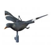 Appelants -Palombes-  ou- Pigeons-  Articulés en vol-Ref 891
