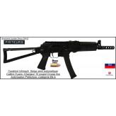 Carabine Izmash Saïga 9K Calibre 9 Para-semi-automatique canon 237 mm-Autorisation-Préfectorale-B4-Ref ZE1221-ea