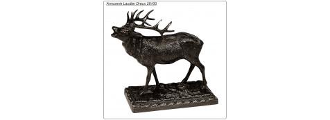 Cerf en Bronze.Ref 7075-CA00407