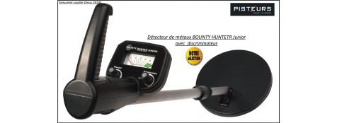 Détecteur métaux BOUNTY HUNTER Junior-Ref 20663