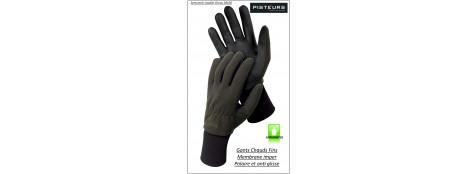Gants Chauds fins membrane imper-Modus-Hart-Tailles-M-ou L-ou-XL-ou-XXL