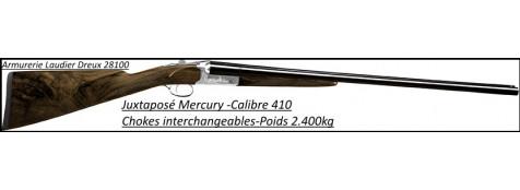 """Juxtaposé-Mercury-Light-UNIFRANCE-Cal 410-Mono détente- chokes inter-""""Promotion""""-Ref 16488"""