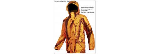 Vestes Baleno Arendal  camo orange.Tailles M,ou L,ou XL,ou XXL,ou  XXXL