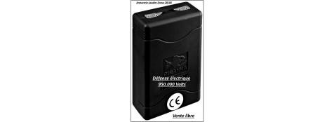 """Appareil- défense-électrique-950.000 volts -SPI 950-""""Promotion""""-Ref 20416"""