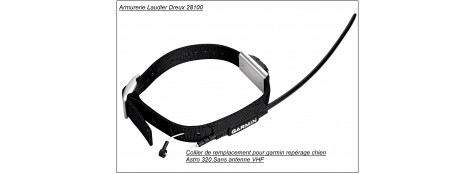 """Collier de remplacement ---Antenne VHF non incluse--- pour Garmin Astro 320.""""Promotion"""".Ref 18723"""