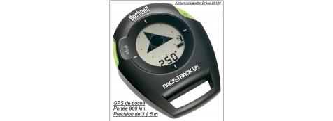 GPS -randonnée-poche-BACK TRACK-BUSHNELL -Ref 19216