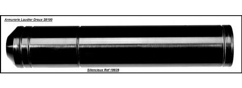 """Silencieux  SAI-Pour calibres 22Lr-(ou 4,5m/m)- ou 222 Rem-ou 243 winch-ou 270 winch-""""Promotions""""."""