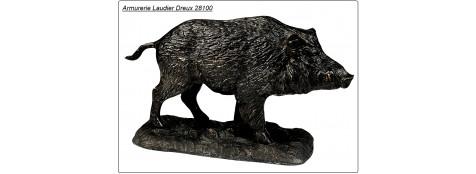 Sanglier en Bronze.Ref 7076-CA00404