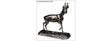 Brocard  à l'arrêt en Bronze.Ref 7081- CA00014