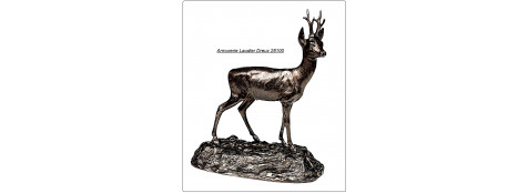 """Brocard en Bronze.""""Promotion""""-Ref 7080-CA00013"""