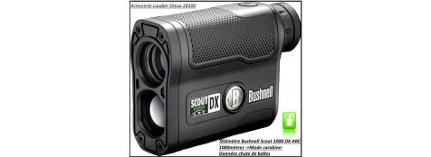 Télémètre-Bushnell-Scout  DX1000 ARC-1000 mètres-Promotion-Ref 20195