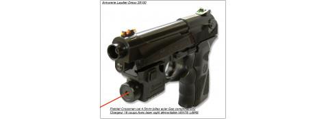 """Pistolet-Crosman-C31 -répétition-CO2-18 coups-Cal. 4,5 mm -""""Promotion""""-Ref 15486/20430"""