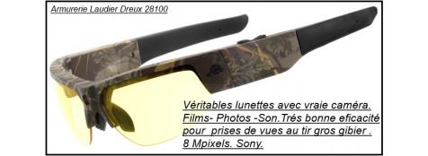 """Lunettes véritables avec vraie caméra.""""PROMOTION"""".Ref 20441"""