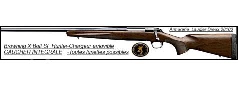 """Browning-® X-BOLT -GAUCHER Intégrale-Calibre 30-06-Crosse noyer-Sans organe de visée-""""Promotion""""-Ref 20909"""