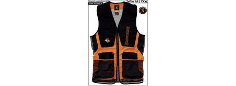 Gilet-tir-Browning-Clay-buster-ambidextre-Noir-Orange-Tailles-M-L-XL-XXL-XXXL-Promotion