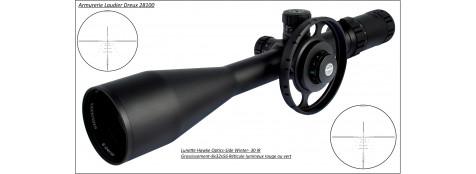Lunette-Hawke Optics- Endurance 30-IRSF-8x32x56-Multi Réticules lumineux -rouge ou vert-Mil Dot-Ref 23411