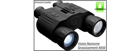 "Jumelles-Vision Nocturne-BUSHNELL-EQUINOX Z-Binoculaire-Grossissement 4x50-Promotion"".Ref 24355"