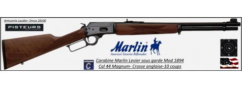 Carabine MARLIN 1894 Calibre 44 magnum Bronzée U.S.A-10 +1 coups-Promotion-Ref 24478