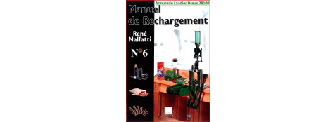 Manuel-MALFATTI-Rechargement-N°6 -Ref 25989