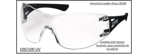 Lunettes-protection-X trend-UVEX- Verres traités-Ref 27469