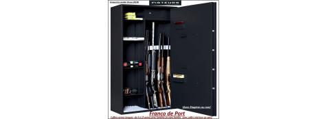 Coffres-ELITE-Reload-Armes-longues- avec-lunettes-5 ou 6 ou 7 ou 10 ou 15 armes -avec-COFFRE intérieur-ou non-avec-ETAGERE-ou non-selon modèles-FRANCO de PORT-