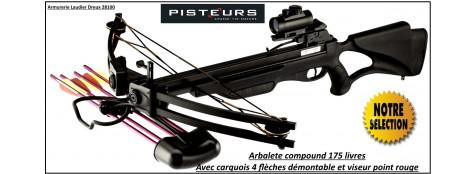 Arbalète-compound-black-poulies-175 Livres -Promotion-.Ref 29104