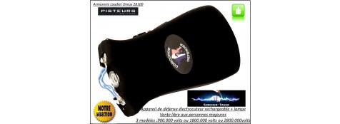 Appareils- Shocker-défense-Taser-électrique-concorde-Plus lampe LED-900.000 volts ou 1800.000 volts ou 2800 000 volts-VENTE LIBRE