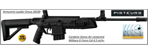Carabine-GAMO-G-Force-TAC-Air comprimé-Cal 4.5mm-Military-Promotion-Ref 30698