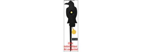 Cible-basculante-corbeau-calibre-air-comprimé-Automatique-Pisteurs-Ref 31290