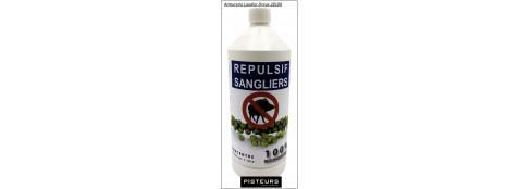 Répulsif-Sanglier-100/100-biodégradable-1 litre-Ref 31855