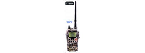 TALKIE WALKIE G9  MIDLAND CAMO PRO BOOSTE-Promotion.Ref 35949