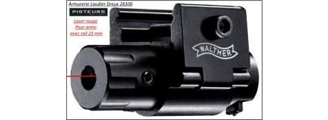 Laser Walther MLS -Pour  Rails de 21 m/m -Ref 38594