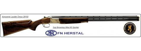 Superposé Browning- Parcours de chasse-Ultra Xs Sporter-Cal. 12 -Canon 76cm-Ref 8039