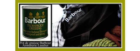 Graisse Barbour-wax- pour-tissus-huilés en pot