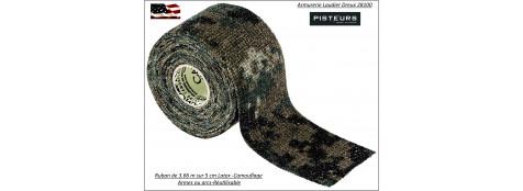 Ruban camouflage-Ref BP1205-ea