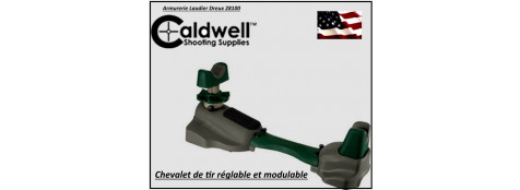 Chevalet tir Caldwell NXT réglage modulable  -Promotion- Ref 28202