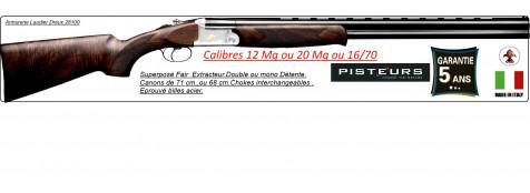 Superposés-Fair -Calibre-12 magnum-ou 20 magnum-ou 16/70-Double ou mono détente-Promotions