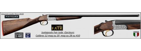 Juxtaposés Fair Iside Calibre  12mag ou 20 mag ou 28 ou 410 magnum Éjecteurs-Promotions