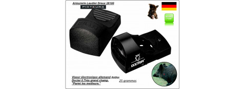 Viseur Docter noblex Sight 2ième Génération Allemand couleur-noir Promotion-Ref 34000