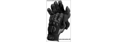 Gants Intervention GK pro. Kill Bill cuir .Tailles 8,ou 9,ou 10,ou 11.