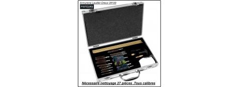 """Nécessaire de nettoyage- 27 pièces- pour tous calibres-""""Promotion"""".Ref 14060"""