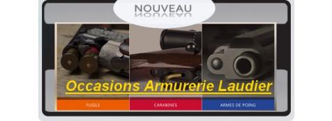 ARMES D'OCCASION-ARMURERIE LAUDIER -UNIFRANCE - armes de chasse et de tir sportif- Garanties 1 an-Nous contacter- Tel 02 37 46 05 96