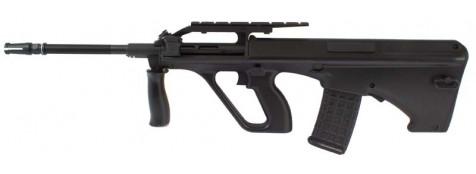 """Fusil-STEYR-AUG-2-électrique-Autrichien-d'assaut-Cal 6mm-ASG-Full  Métal-"""" Promotion""""-Ref 16707"""
