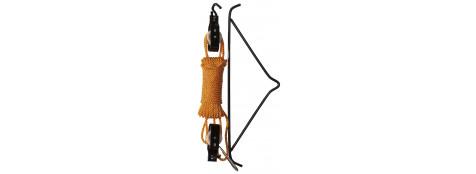 Palan de suspension-Gros Gibier dépeçage-Ref 11010