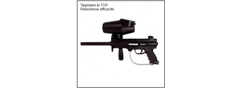 Marqueur paint ball TIPPMANN A5.+ Loader cyclone.Ref 15690